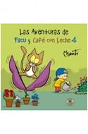 Papel AVENTURAS DE FACU Y CAFE CON LECHE 4 (PRIMERA SUDAMERIC  ANA)