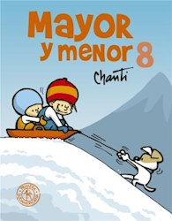 Libro Mayor Y Menor 8