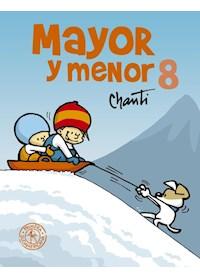 Papel Mayor Y Menor 8