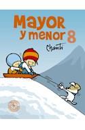 Papel MAYOR Y MENOR 8 (COLECCION PRIMERA SUDAMERICANA) (RUSTICA)