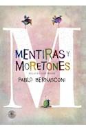 Papel MENTIRAS Y MORETONES (ILUSTRADO) (RUSTICO)