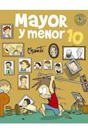 Papel MAYOR Y MENOR 10 (COLECCION PRIMERA SUDAMERICANA) [ILUSTRADO]