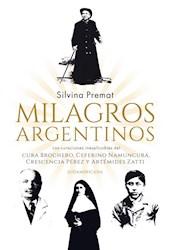Libro Milagros Argentinos