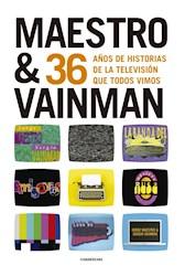 Libro Maestro Y Vainman , 36 A/Os