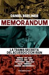 Papel Memorandum La Trama Secreta Con Iran