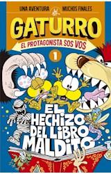 Papel GATURRO EL HECHIZO DEL LIBRO MAGICO