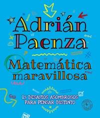 Libro Matematica Maravillosa