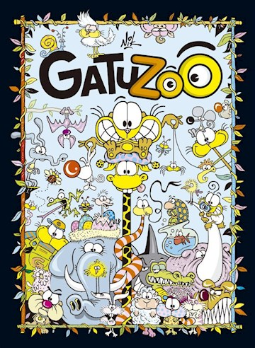 Papel Gatuzoo