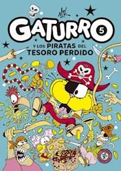 Papel Gaturro  5 Y Los Piratas Del Tesoro Perdido