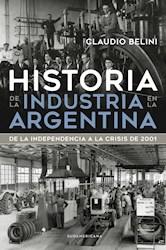 Libro Historia De La Industria En La Argentina
