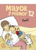 Papel MAYOR Y MENOR 12 (COLECCION PRIMERA SUDAMERICANA) [ILUSTRADO]