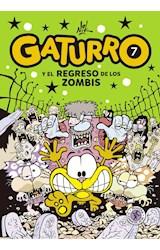 Papel GATURRO Y EL REGRESO DE LOS ZOMBIS