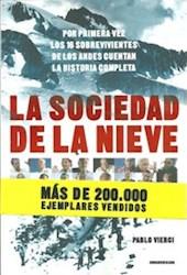 Papel Sociedad De La Nieve, La