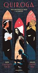 Papel Quiroga Tres Historias De Amor Y Muerte