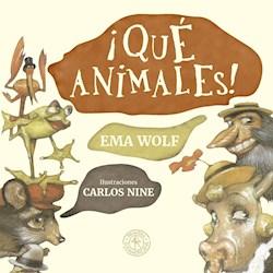 Libro Que Animales !