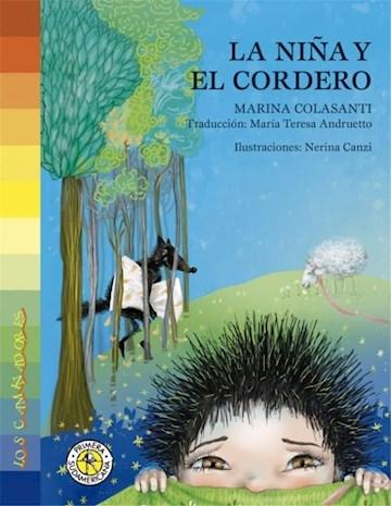 Papel Niña Y El Cordero, La