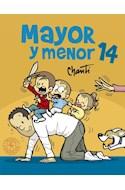 Papel MAYOR Y MENOR 14 (COLECCION PRIMERA SUDAMERICANA) (ILUSTRADO) (RUSTICA)