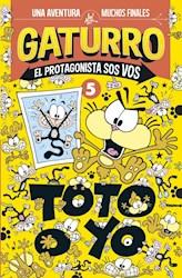 Papel Gaturro El Protagonista Sos Vos 5 - Toto O Yo