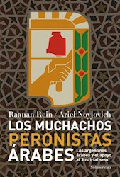 Libro Los Muchachos Peronistas Arabes