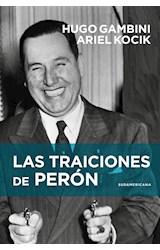 Papel LAS TRAICIONES DE PERON