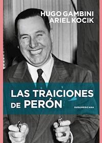 Papel Las Traiciones De Perón