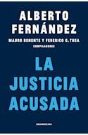 Papel JUSTICIA ACUSADA (COLECCION ENSAYO)