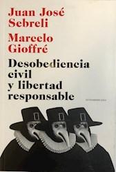 Papel Desobediencia Civil Y Libertad Responsable