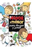 Papel MAYOR Y MENOR PARA DIBUJAR Y JUGAR (COLECCION ESPECIALES) [ILUSTRADO]
