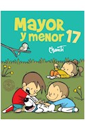 Papel MAYOR Y MENOR 17 (COLECCION PRIMERA SUDAMERICANA) [ILUSTRADO]