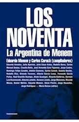 Libro Los Noventa