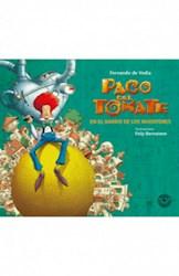 Papel Paco Del Tomate En El Barrio De Los Inventores