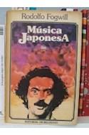 Papel MUSICA JAPONESA