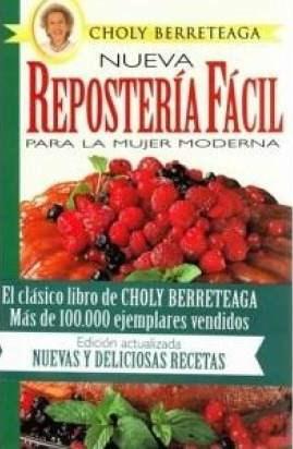 Papel Nueva Reposteria Facil Para La Mujer Moderna