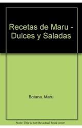 Papel RECETAS DE MARU DULCES Y SALADAS (UTILISIMA)