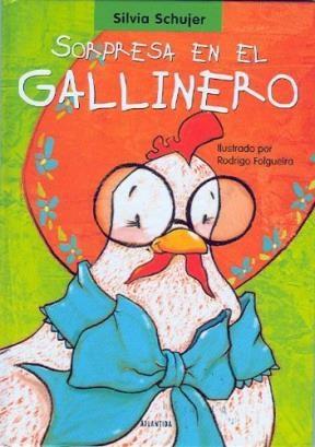 Papel Sorpresa En El Gallinero