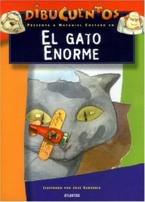 Papel Gato Enorme, El (Dibucuentos)