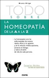 Papel Homeopatia De La A A La Z