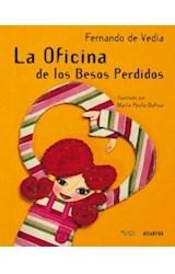 Papel LA OFICINA DE LOS BESOS PERDIDOS