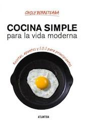 Libro Cocina Simple Para La Vida Moderna