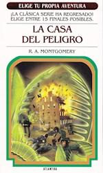 Libro La Casa Del Peligro