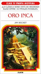 Libro Oro Inca  Elige Tu Propia Aventura