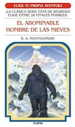 Libro El Abominable Hombre De Las Nieves  Elige Tu Propia Aventura