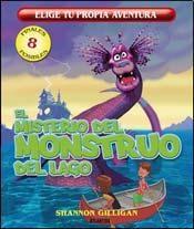 Papel Misterio Del Monstruo Del Lago, El