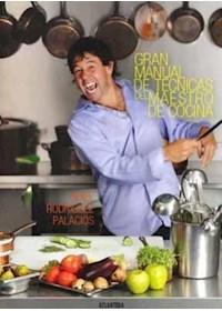 Papel Gran Manual De Técnicas Del Maestro De Cocina