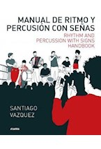 Papel MANUAL DE RITMO Y PERCUSION CON SEÑAS