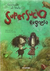 Libro Supersucio Regresa