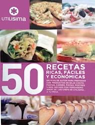Papel 50 Recetas Ricas Faciles Y Economicas