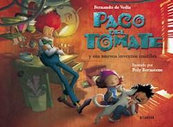 Libro Paco Del Tomate Y Sus Nuevos Inventos Inutiles