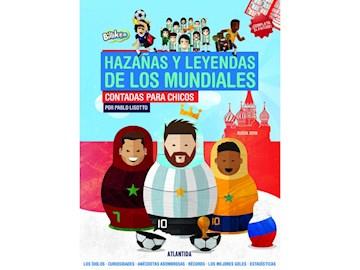 Papel Hazañas Y Leyendas De Los Mundiales Contada Para Chicos