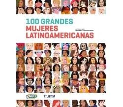 Libro 100 Grandes Mujeres Latinoamericanas